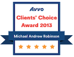 Avvo 2013 Client Reviews