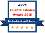 Avvo 2015 Client Reviews