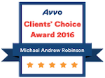 Avvo 2016 Client Reviews